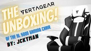 Vertagear SL5000 Gaming Chair | LONG ISLAND GAMING LEAGUE!!!
