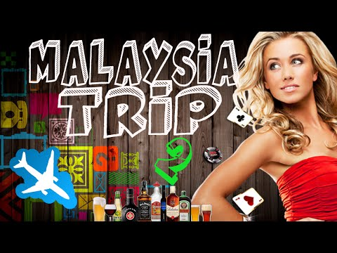 LPMassive | Real-Life Story | Malaysia Trip 2.0 - Flug, Ankunft & die kleine Spanierin! #01