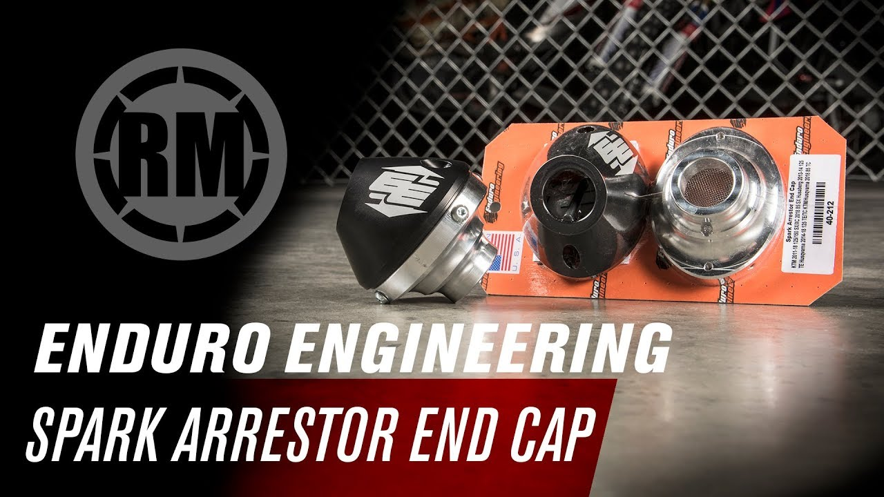 Enduro Engineering Spark Arrestor End Cap | Parts