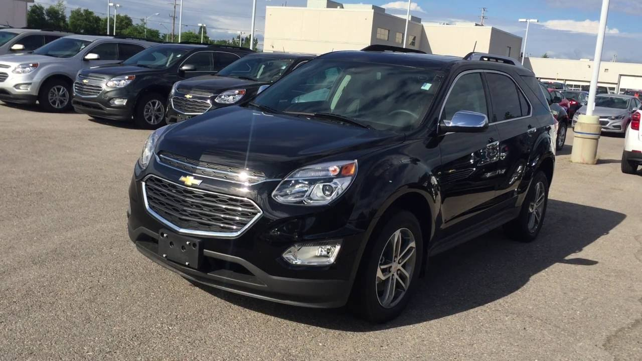 Doylestown Chevy Dealer >> Chevrolet Equinox 2017 Premier | Motavera.com