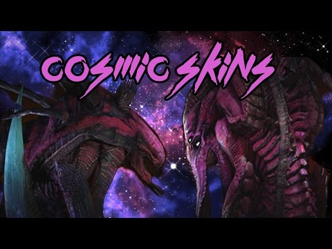 Cosmic Skins Are Just So ... N'est pas?(Right?) - Evolve Skin Showcase