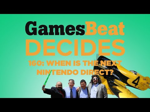 GB Decides 160: When Is The Next Nintendo Direct?