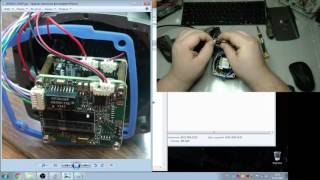 Ремонт IP видеокамеры KDM-6821A