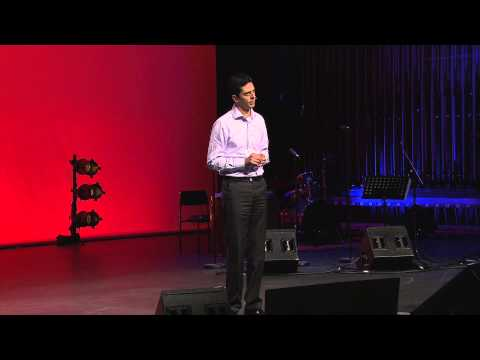 The paradoxes of power in Australia: Geoff Aigner at TEDxCanberra