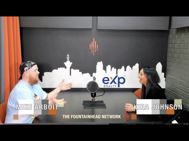 The Fountainhead Network Presents PoCommunity Episode 46: Kira Johnson from EXP Realty