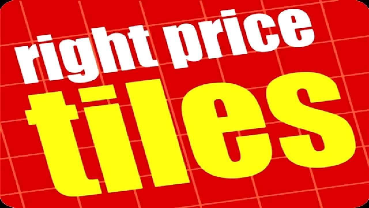 Right Price Tiles - Radio Advertising - YouTube
