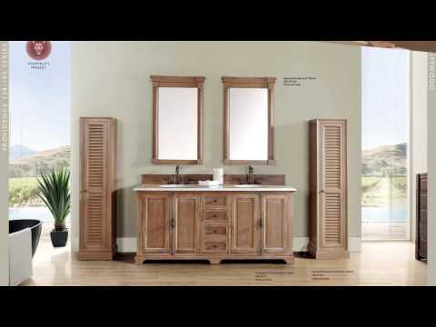 Providence Collection Bathroom Vanities by James Martin Furniture