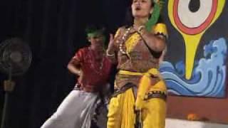 Odissi/Oriya Dance Drama-Kanchi Abhijana