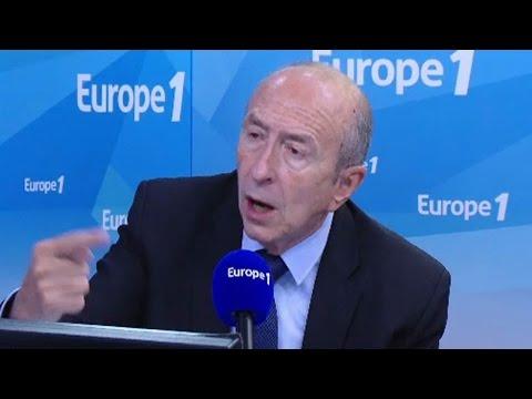 """Gérard Collomb : """"François Bayrou a fait preuve de responsabilité"""""""
