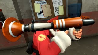 Buffed Rocket Jumper: TF2 [Commentary]