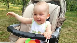 #Baby Laughing Hysterically at Unseen Doggy