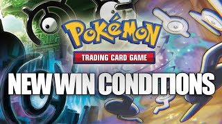 NEW WIN CONDITIONS IN THE POKEMON TCG + Strategies (Unown from Lost Thunder)