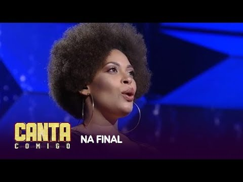 Débora Pinheiro garanta vaga na final ao som de Ain't No Mountain High Enough