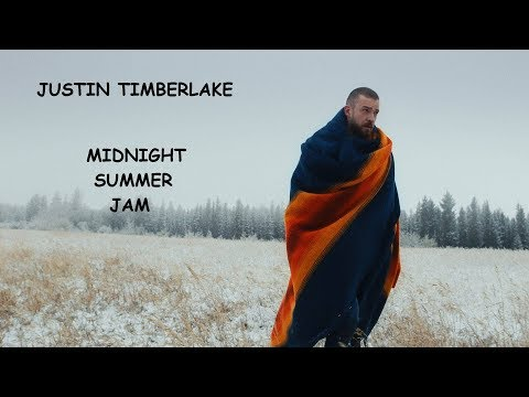 Justin Timberlake - Midnight Summer Jam (Lyrics)