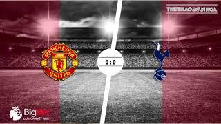 Soi kèo vòng 3 giải Ngoại hạng Anh: Đá sân nhà nhưng M.U khó thắng Tottenham
