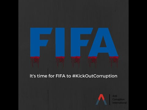 FIFA #KickOutCorruption