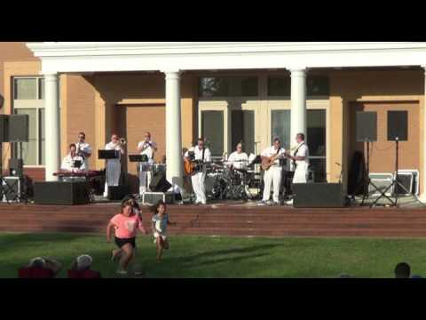 Summer Concert - US Naval Academy Band Electric Brigade