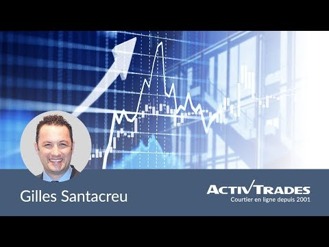 Session de Trading Live du 23/02/2018 avec Gilles Santacreu
