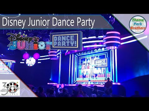 Disney Junior Dance Party at Disney's Hollywood Studios