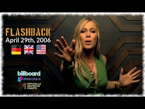 Flashback - April 29th, 2006 (German, UK & US-Charts)