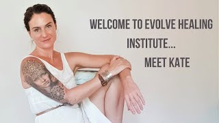 Welcome to Evolve Healing Institute | World-class Energy & Crystal Healing Practitioner Training