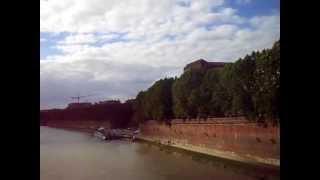 La Garonne, Toulouse, France