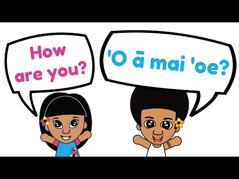 Learn how to Greet in Samoan Language