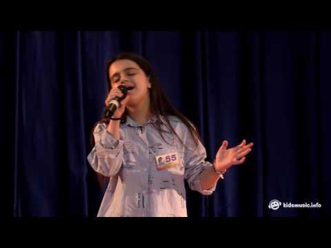 Анаит Адамян (Армения). Полуфинал Детской Новой Волны 2017 (№ 55)