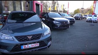 Cupra Ateca 2019 Complete Walkaround. Test Drive. Inside and Outside. (Seat)
