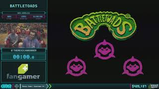 Battletoads by TheMexicanRunner in 29:04 AGDQ 2018