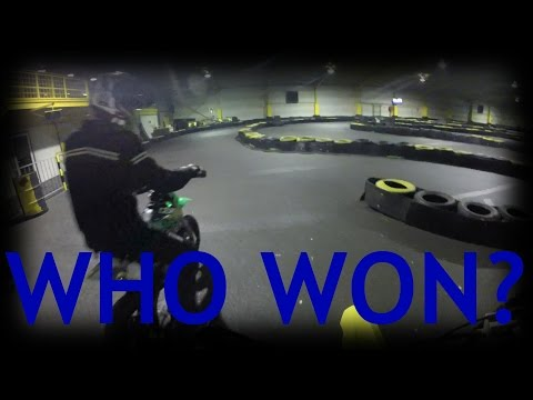 200 HP PITBIKE INDOOR RACING|FUN DRIVE TO BELGIUM