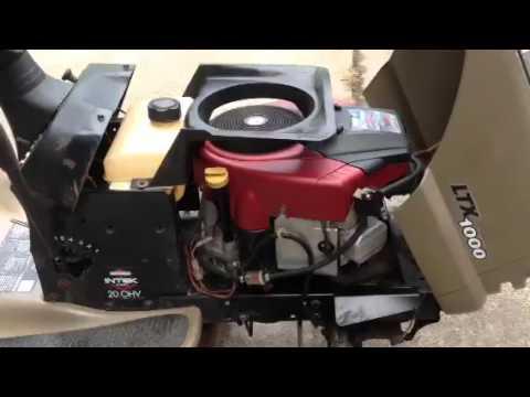 Stratton Intek V Twin 20 Hp Engine