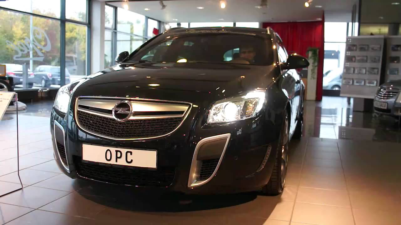 opel insignia opc 2 8 v6 turbo 4x4 sports tourer youtube. Black Bedroom Furniture Sets. Home Design Ideas