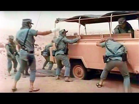 La Legión Española - Documental por el 50 Aniversario de la Legión española (1970)