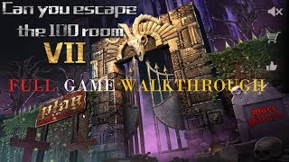 can You Escape The 100 Room VII walkthrough  level 28