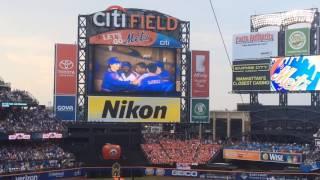 1986 Mets celebration