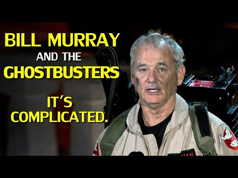 A Ghostbusters Retrospective: The Difficult History of Bill Murray and Ghostbusters Past