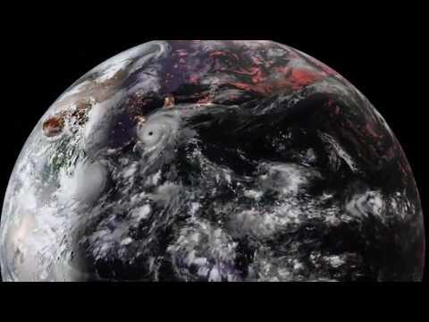 Sep Hurricane & Typhoon World Rundown in 58s