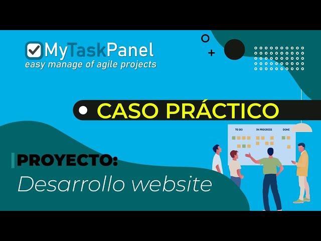 01- Caso Práctico: Gestión de un proyecto de desarrollo website