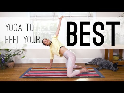 Yoga To Feel Your Best  |  Yoga With Adriene
