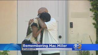 Rapper Mac Miller Found Dead In Suspected Overdose
