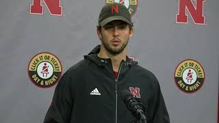 Tanner Lee Monday Press Conference 9/4/17