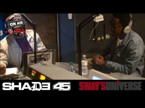 Clyde Carson on The Bay Area's Influence on Music + Freestyles Live | Sway's Universe from YouTube · Duration:  22 minutes 3 seconds