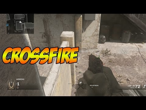 CoD 4: Remastered GB God Spots - Crossfire (MWR)