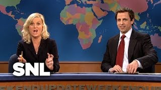 Weekend Update: Really!?! Gov. Blagojevich Refusing to Resign - SNL