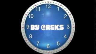 Tick Tock Clock Learn How To Tell Time Using Digital And Analog Clock With Roman And Arabic Numerals