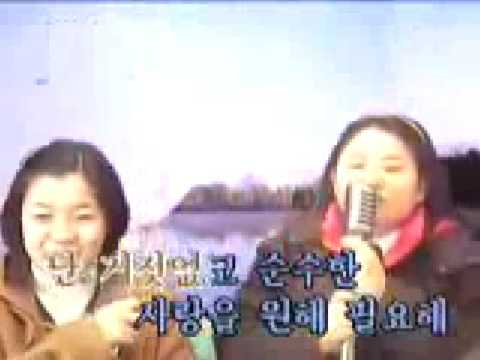 "Korean Karaoke ""Money"""