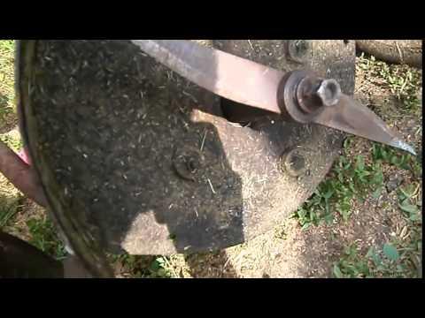 Как сделать газонокосилку своими руками.