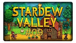 Gruselige Kanalisation #09 || Let's Play Stardew Valley | Deutsch | German