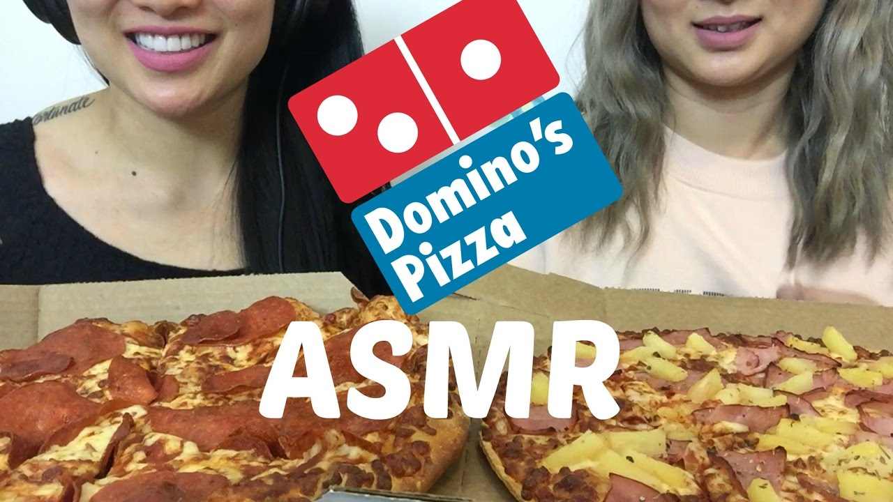Asmr Domino S Pizza Eating Sounds Sas Asmr Youtube ***this is an asmr video. asmr domino s pizza eating sounds sas asmr